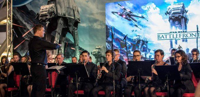 Premiera gry komputerowej Star Wars: Battlefront