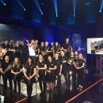 Nagranie do programu TVP Polonia Kulturalni PL (Rebel Babel)