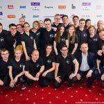 Orkiestra podczas Gali rozdania nagród Fryderyki 2017