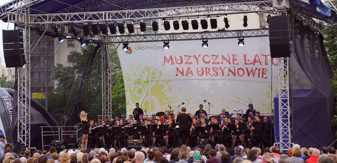 Koncert w ramach Muzycznego Lata na Ursynowie (2017)