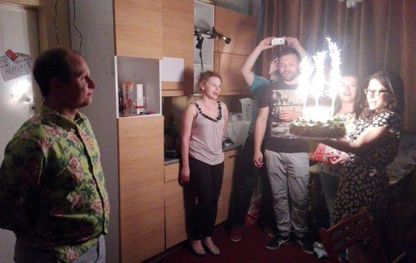 Trzydzieste urodziny Mariusza (3 czerwca 2017 r.)