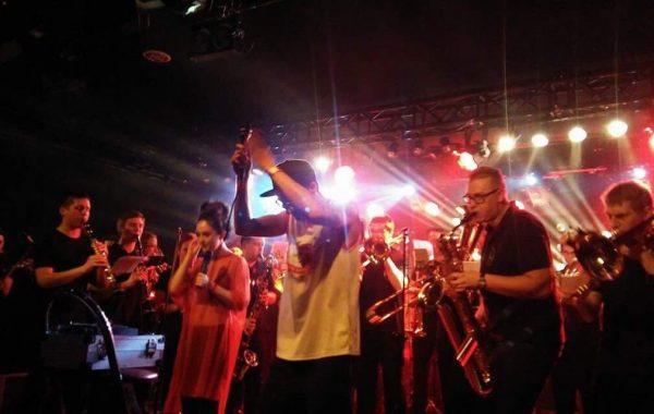 Koncert w warszawskiej Stodole (2 marca 2017 r.)