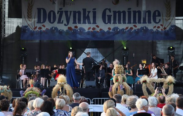 Koncert podczas Dożynek Gminnych w Raszynie (25 sierpnia 2019 r.)