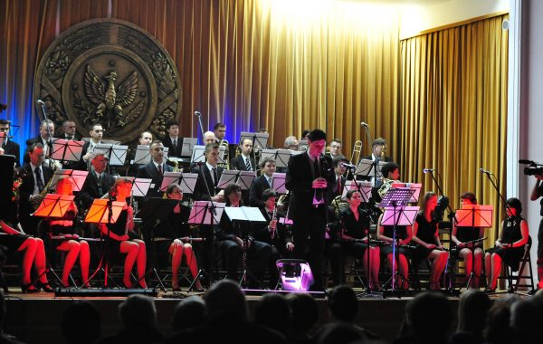 Koncert Noworoczny 2012 w Auli Kryształowej (16 stycznia 2012 r.)