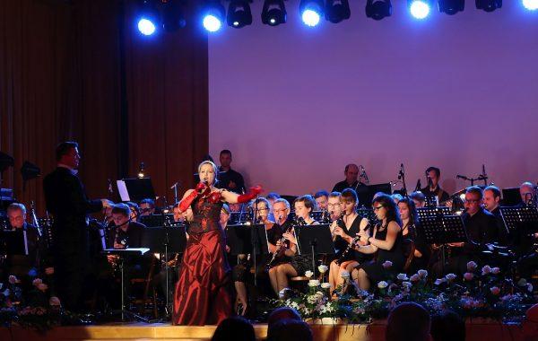 Koncert podczas Balu Rektorskiego z okazji 200-lecia SGGW (6 lutego 2016 r.)