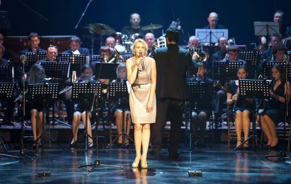 Koncert w Teatrze Roma - śpiewa Agnieszka Wojakowska (21 maja 2012 r.)