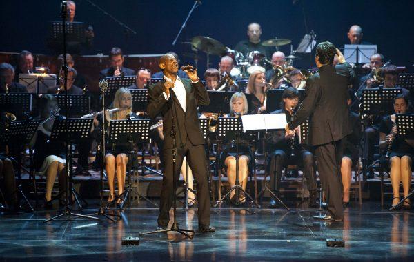 Koncert w Teatrze Roma - śpiewa Barry Solone (21 maja 2012 r.)