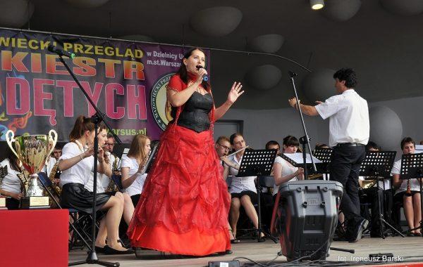 XVII Mazowiecki Przegląd Orkiestr Dętych (16 czerwca 2013 r.)