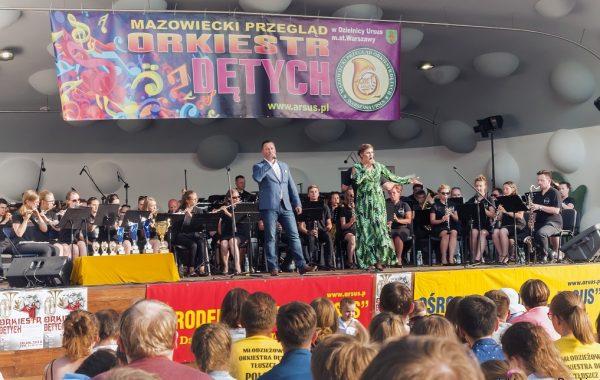 XXI Mazowiecki Przegląd Orkiestr Dętych (10 czerwca 2018 r.)