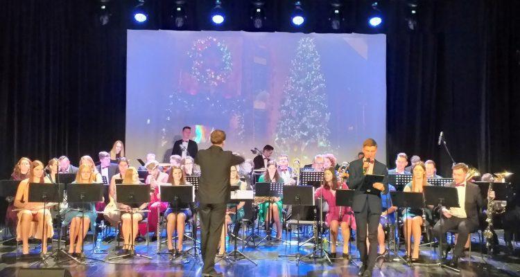 Koncert Świąteczny na Wigilii Burmistrza Dzielnicy Mokotów