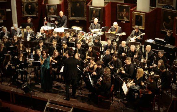 Koncert mikołajkowy w Galerii Porczyńskich w Warszawie (7 grudnia 2014 r.)
