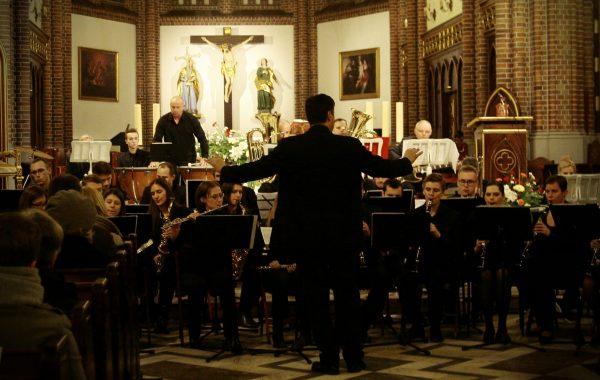 Koncert w Katedrze św. Floriana w Warszawie (23 listopada 2014 r.)