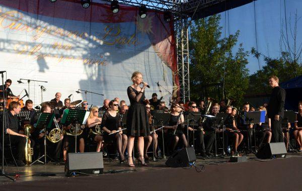 Koncert w ramach Muzycznego Lata na Ursynowie 2016 (10 lipca 2016 r.)