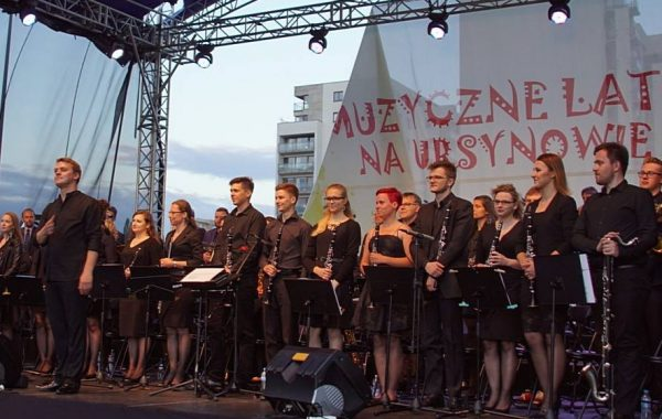 Koncert w ramach Muzycznego Lata na Ursynowie 2017 (2 lipca 2017 r.)