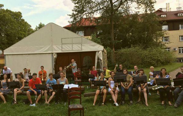 Próba na łonie natury - wyjazd letni, Rogów 2016 (sierpień 2016 r.)