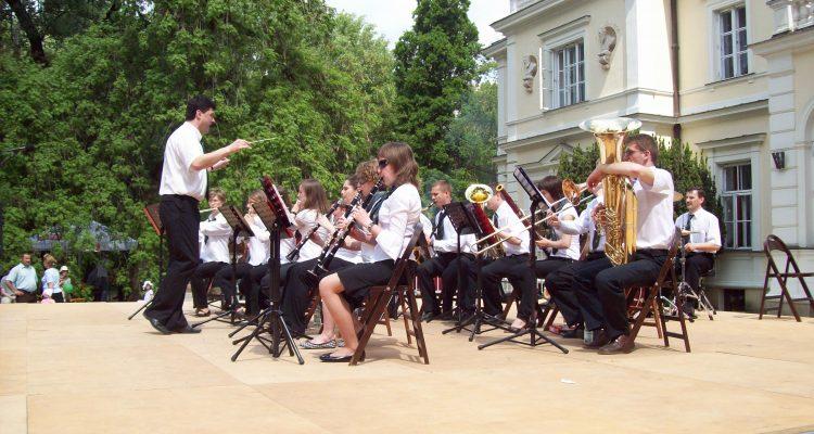 Dni SGGW 2008 - pierwszy koncert Orkiestry