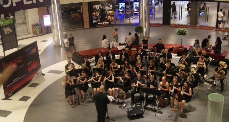 21. International Youth Band Festival - koncert towarzyszący