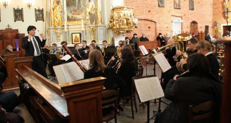 Koncert w kościele św. Katarzyny w Warszawie