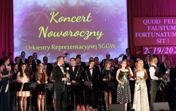 Koncert Noworoczny 2020 w Auli Kryształowej (22 stycznia 2020 r.)