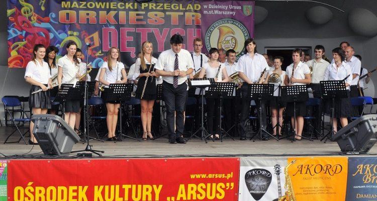 XVII Mazowiecki Przegląd Orkiestr Dętych Warszawa-Ursus
