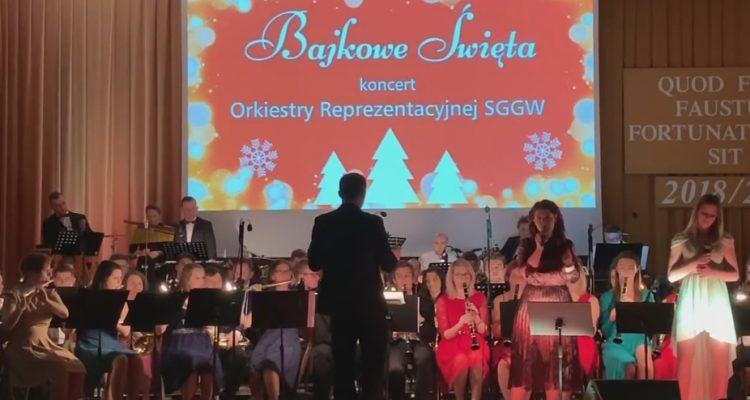 Koncert Bajkowe Święta