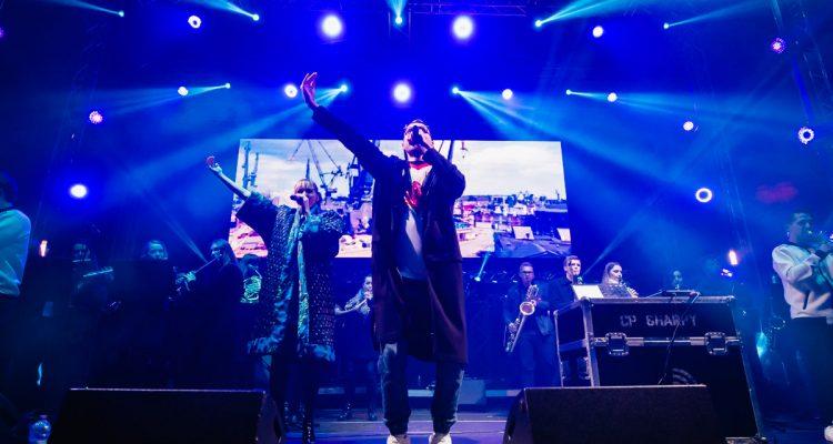 Koncert w ramach projektu REBEL BABEL podczas Festiwalu Niepodległa na Krakowskim Przedmieściu