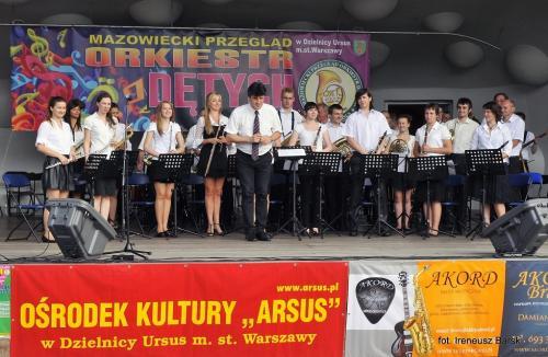 XVII Mazowiecki Przegląd Orkiestr Dętych
