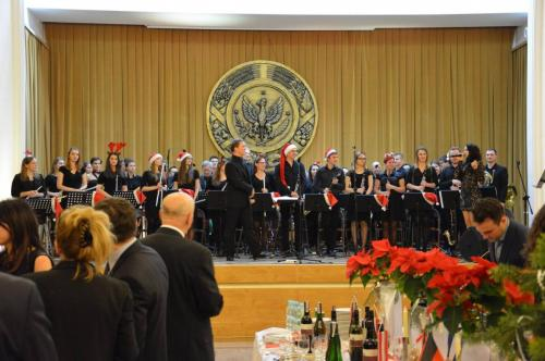 Koncert świąteczny - wigilia Radców Rolnych Ambasad